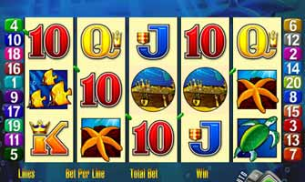 Full Aristocrat pokie review of Dolphin Treasure Pokie