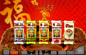 Lucky 88 Pokie free spin feature & Pay table