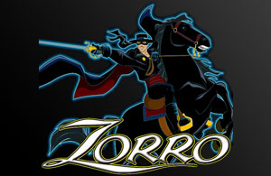 Online Review of Aristocrat's Zorro Pokie Machine