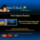 Free games feautre, Queen of the Nile 2