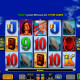 Red Baron Pokie by Aristocrat main screen