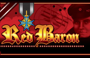 Online Pokie Review of The Red Baron pokie from Aristocrat