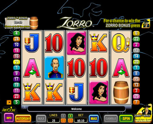 casino online for free lord of ocean tricks